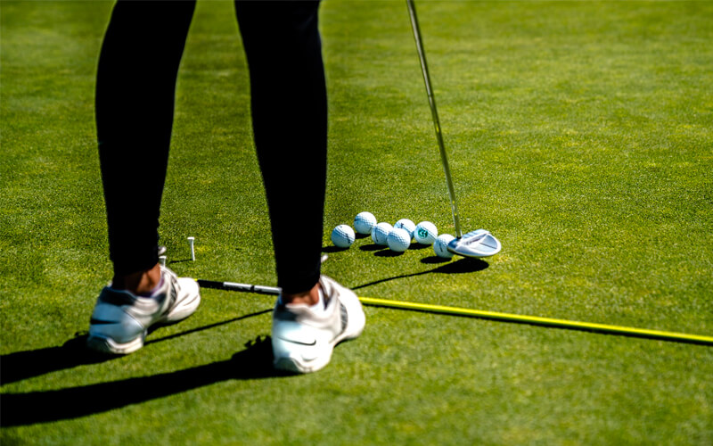 golf tillbehör billigt